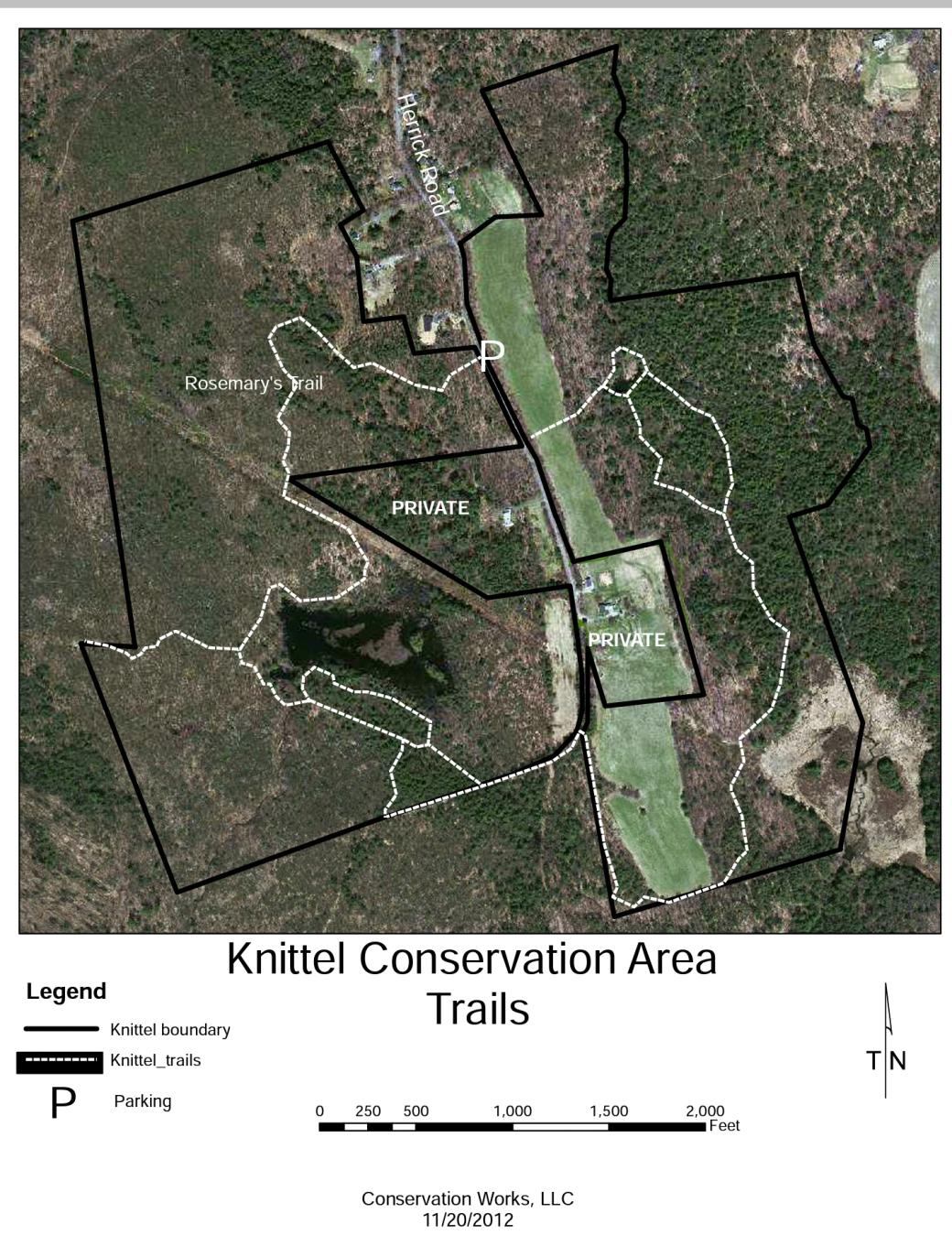knittel map