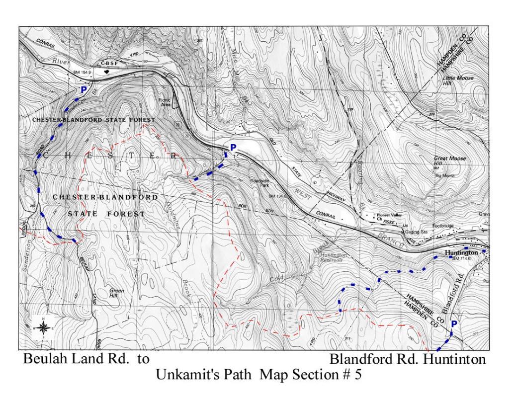 MAP # 5