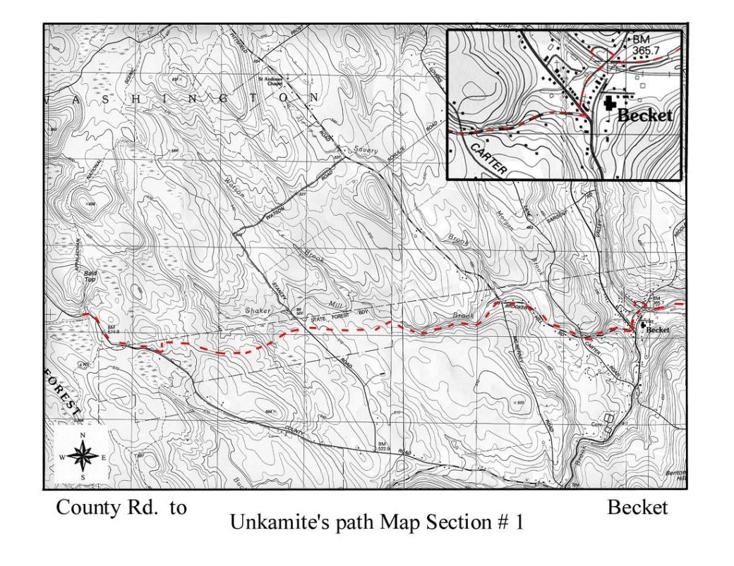 MAP #1