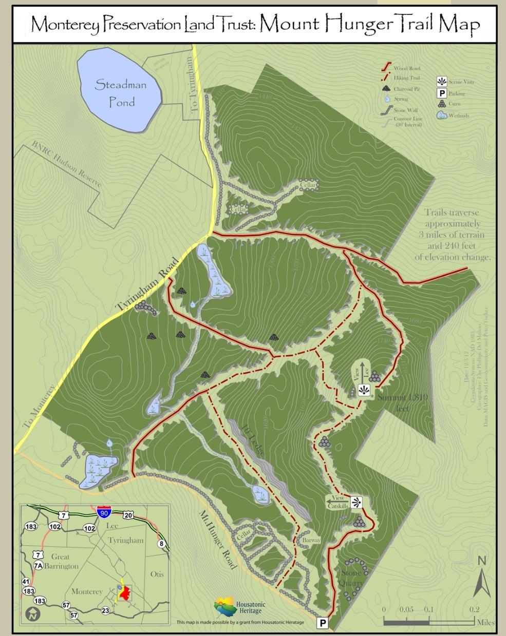 Mount Hunger Monterey Map JPG