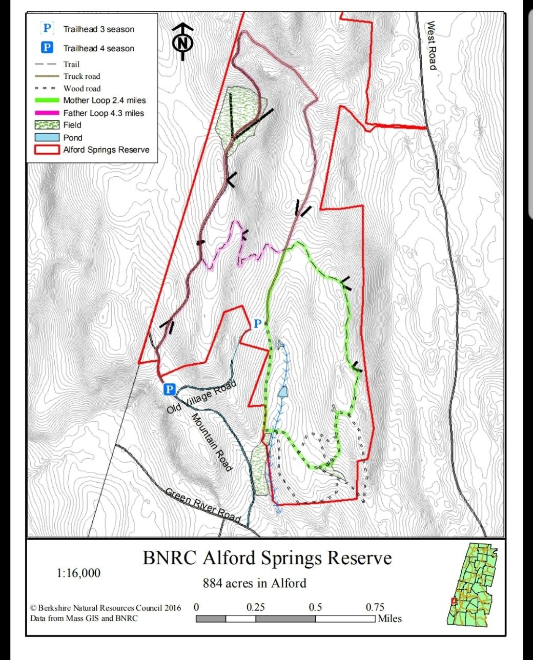 Alford Springs BNRC