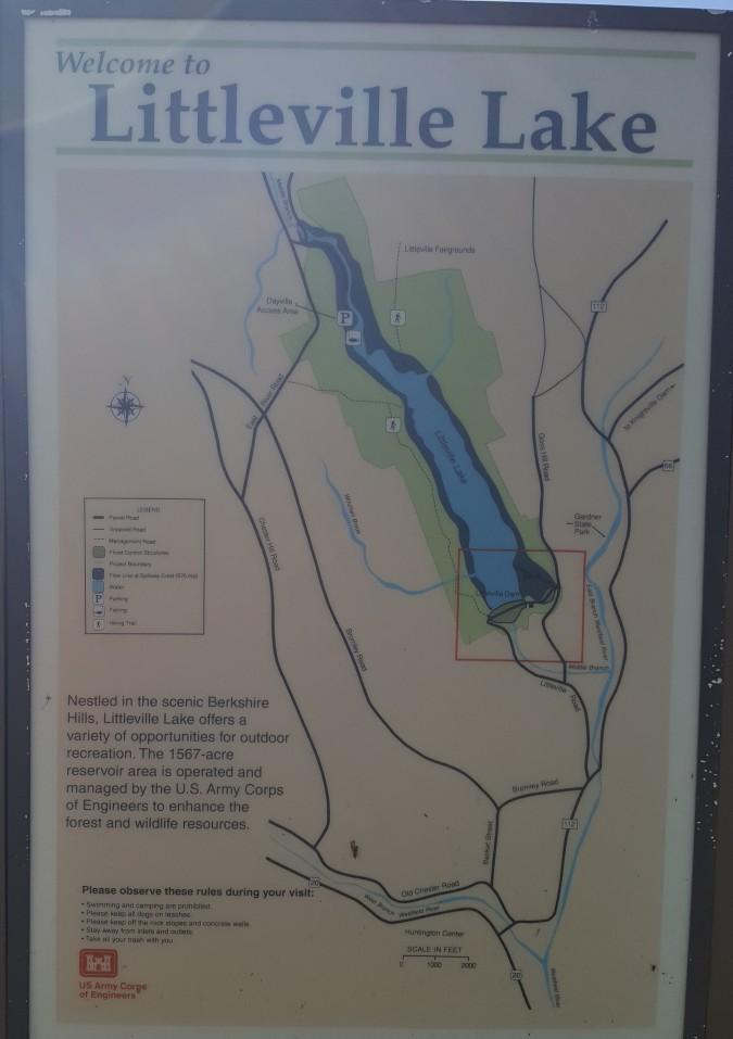 Huntington Littleville Lake and Eagle Trail
