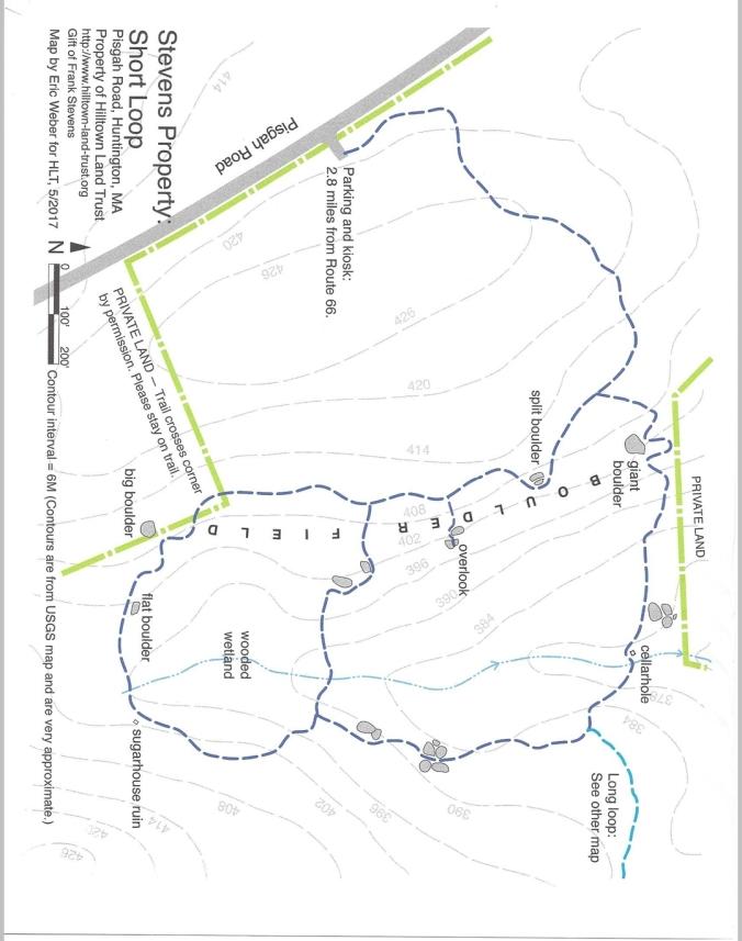 Huntington Stevens Property Long Loop HLT